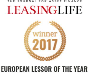 European Lessor of the year
