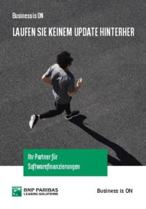Software Leasing Finanzierung