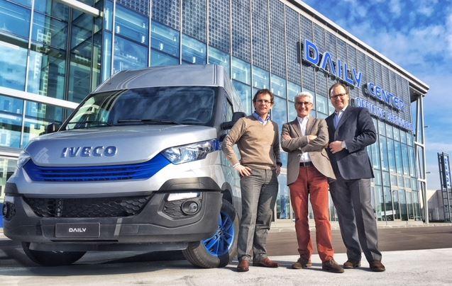 Iveco und BNP Paribas Leasing Solutions
